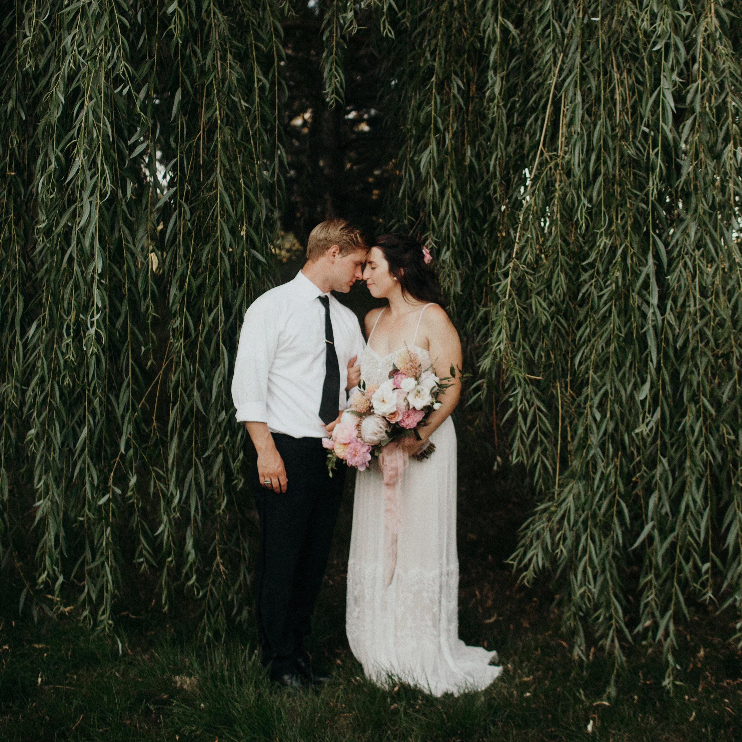 Peyton and Josh, Ira + Lucy Wedding Planner