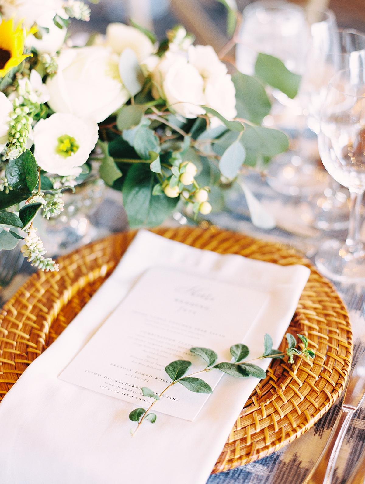 Ira and Lucy Wedding Planner, Idaho wedding planner, mccall wedding