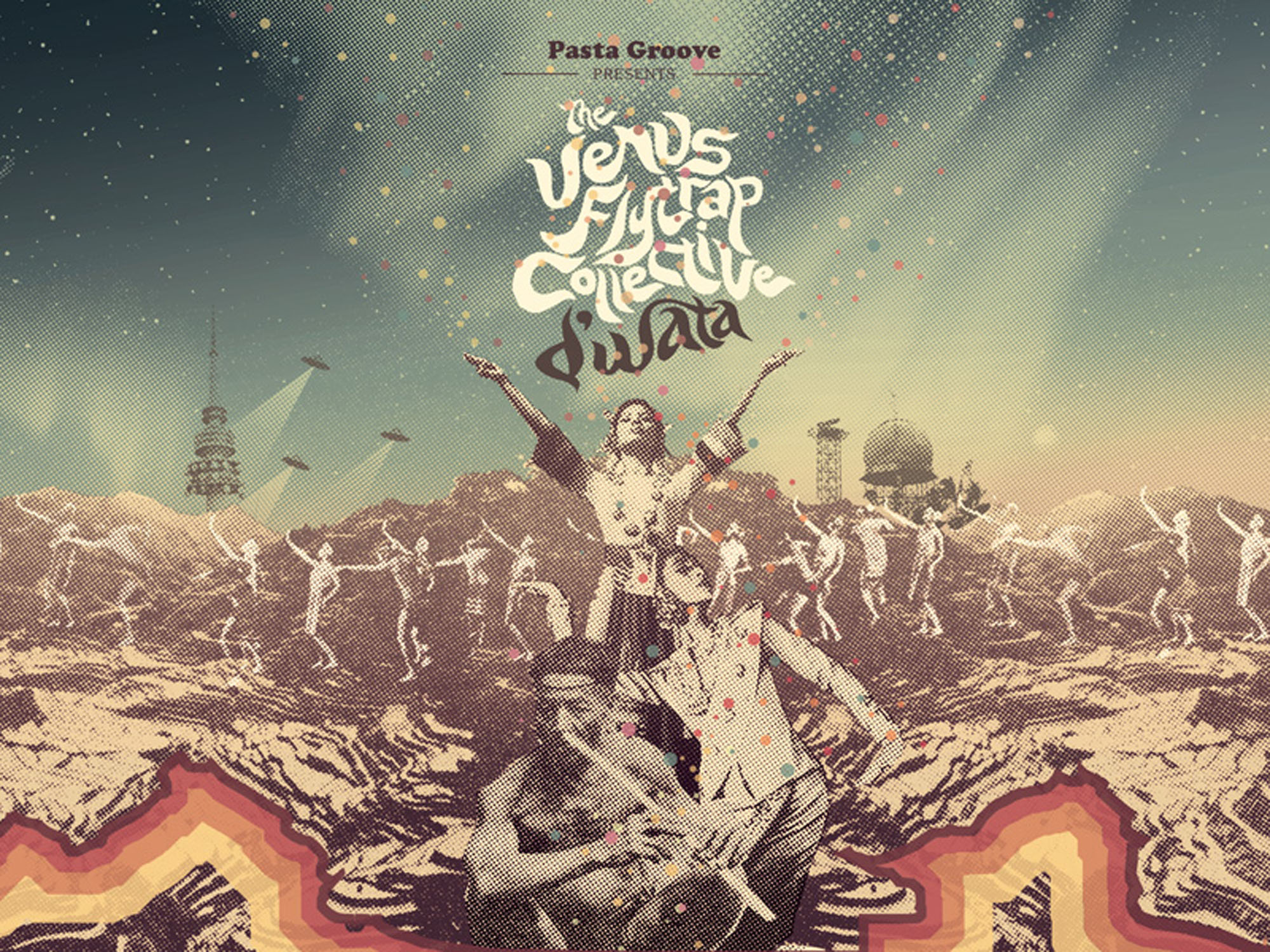 Venus Flytrap Collective: D'wata