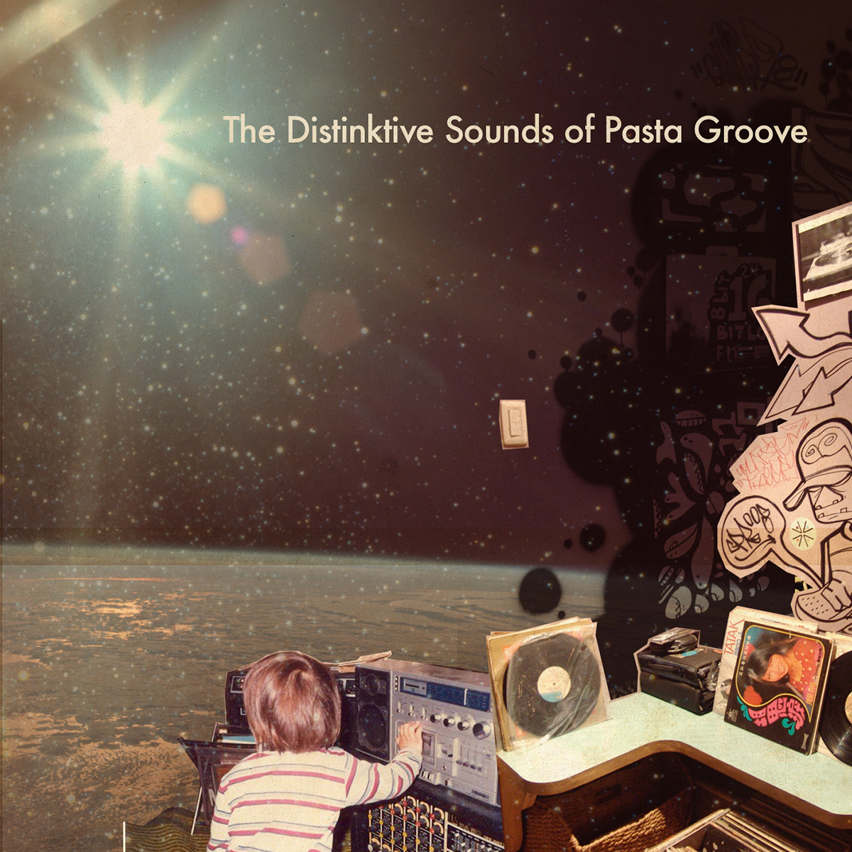 The Distinktive Sounds of Pasta Groove