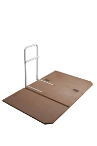 St. Charles Hospital - Home Bed Assist Grab Rail with Bed Board