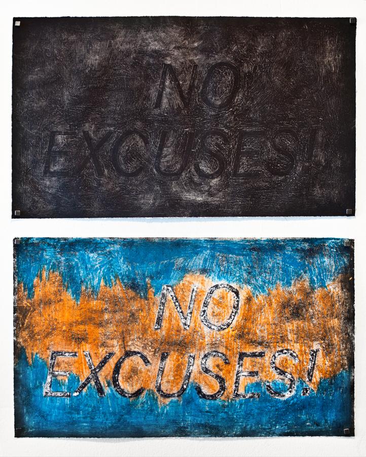 """No Excuses"" (2014)"