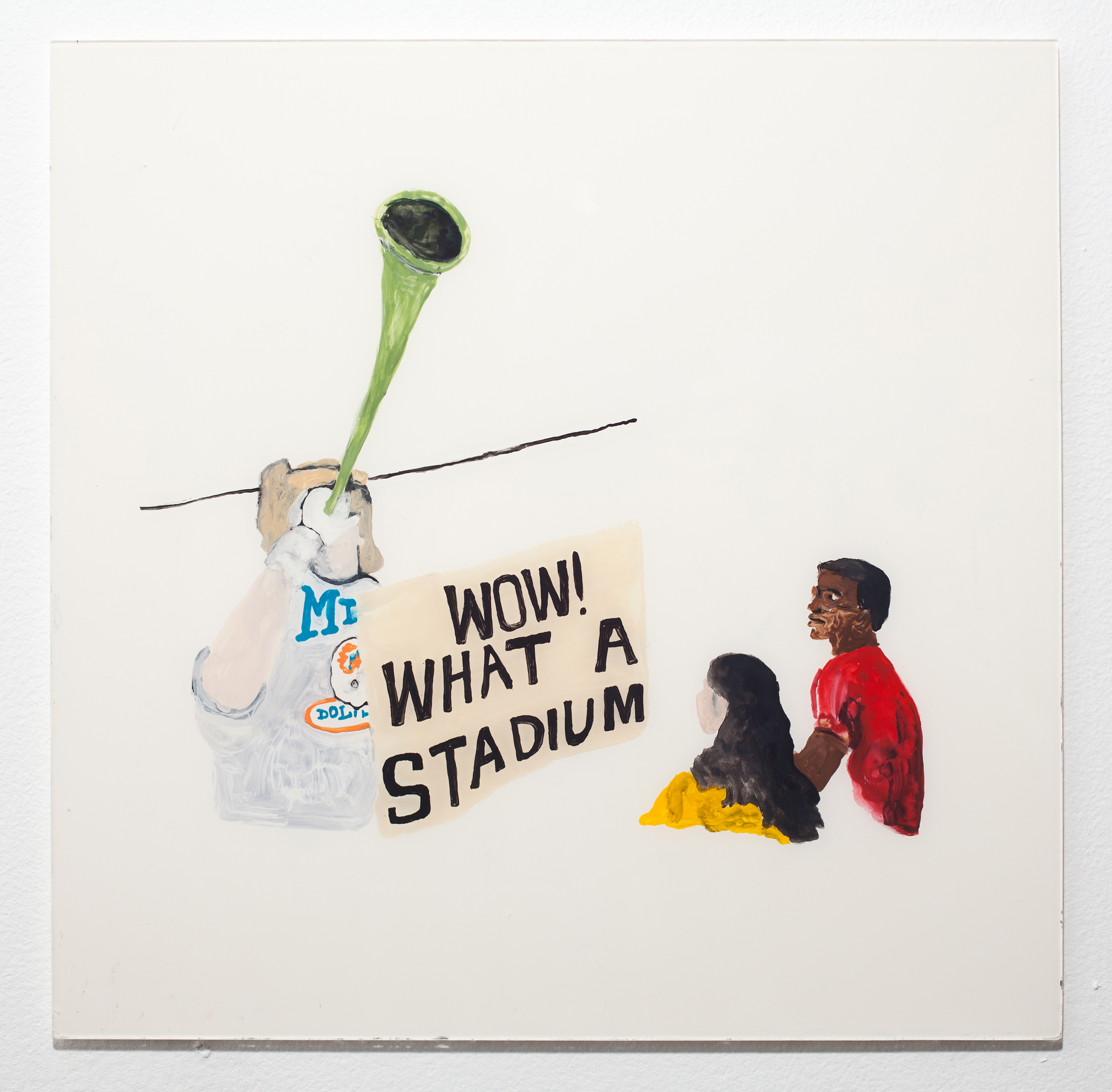 """What A Stadium"" (2014)"
