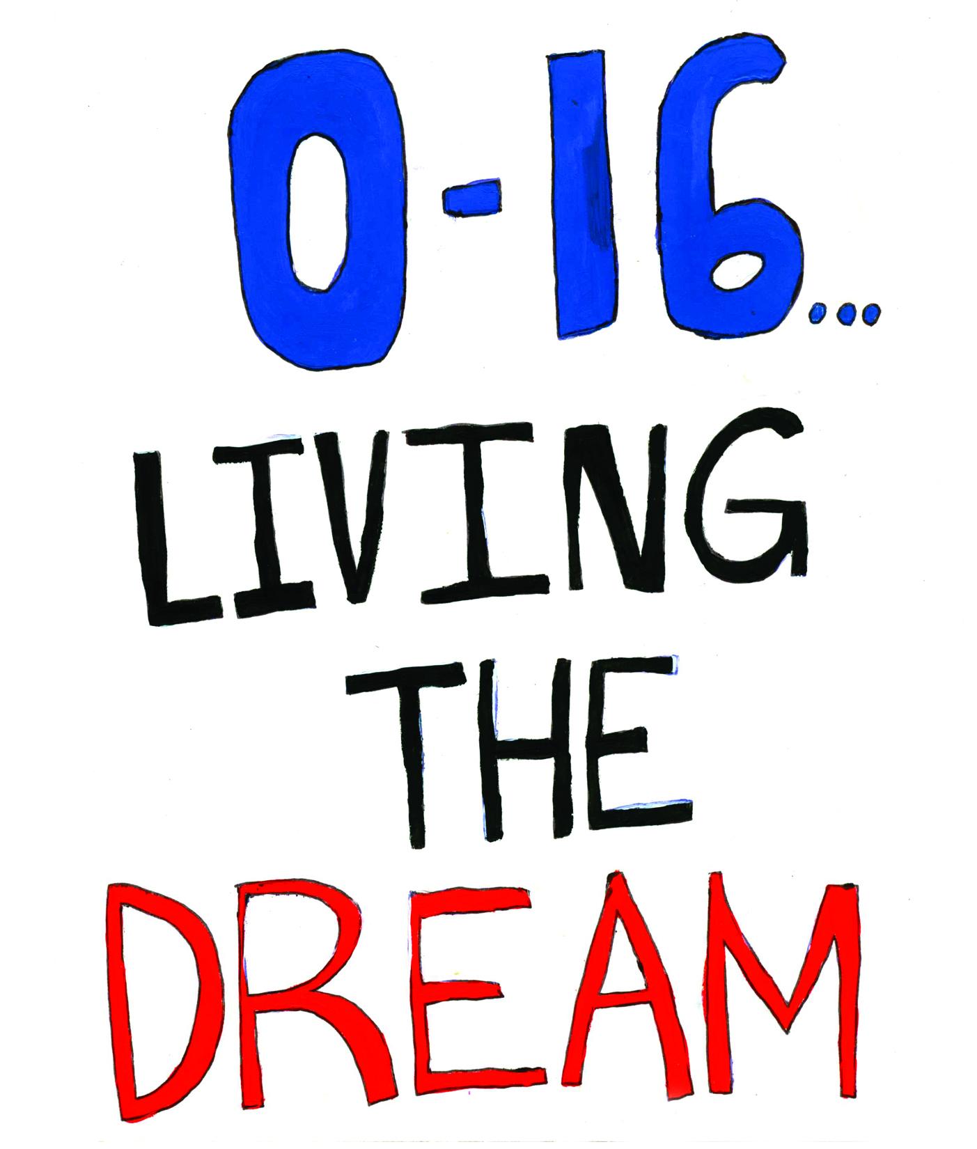 """Living The Dream"" (2014)"