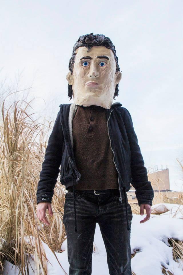 """Self Portrait as Dan Marino"" (2013)"