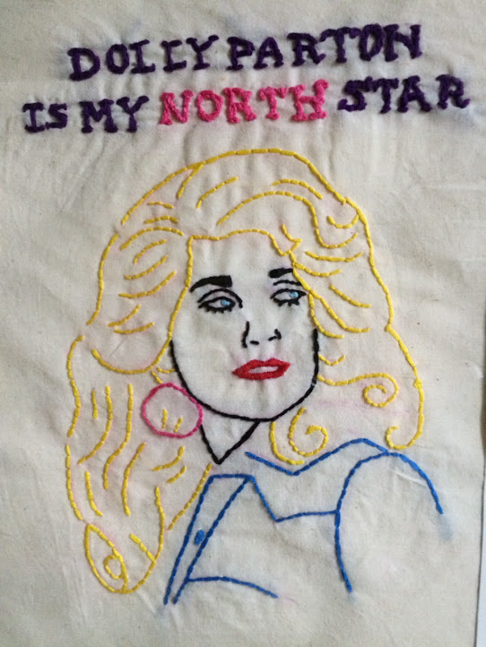 """Dolly Parton Is My North Star"""