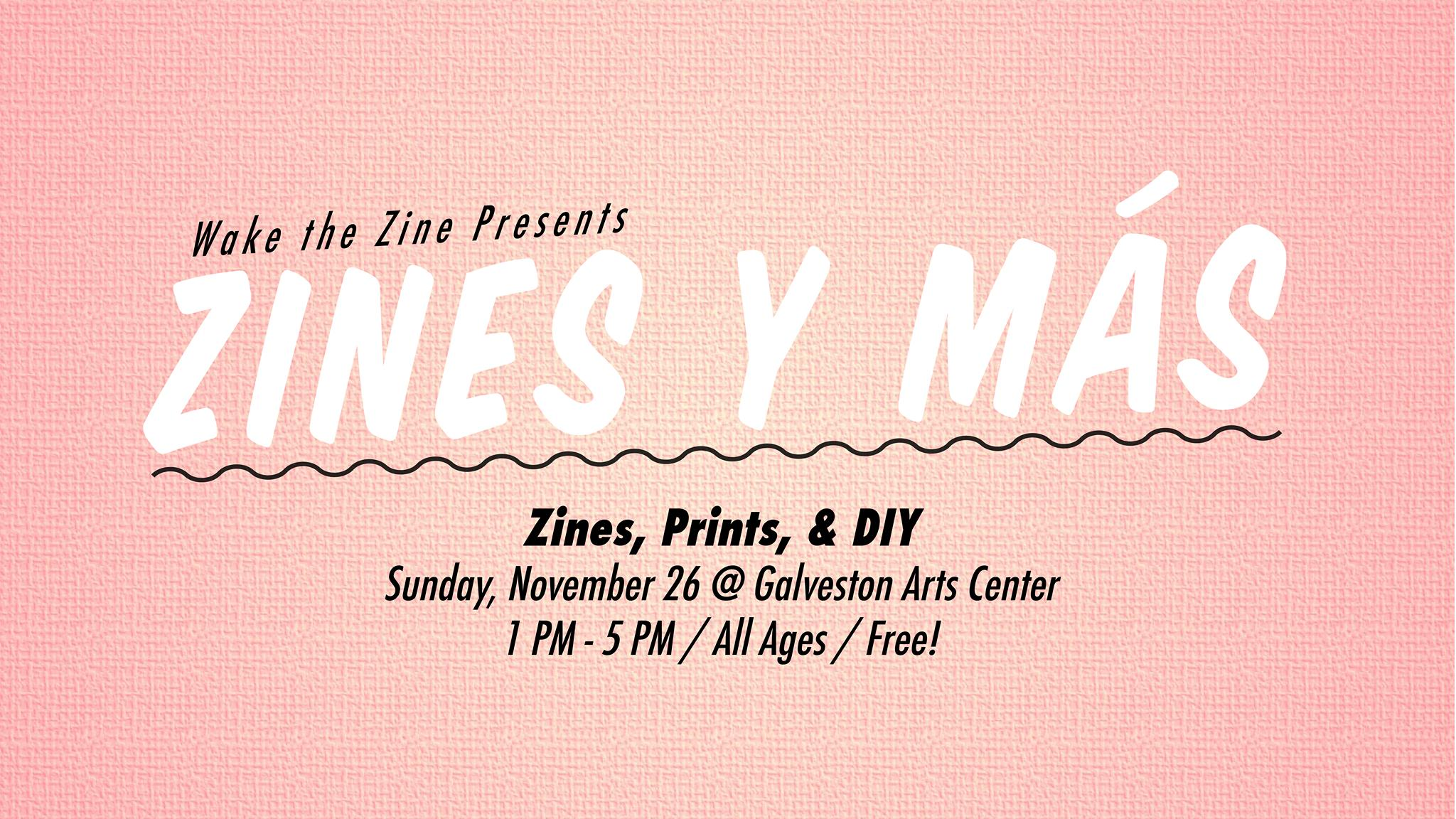 My First TX Zine Fest!!