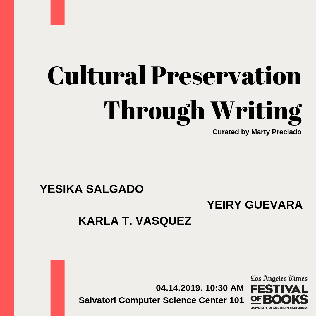 Cultural Preservation Through Writing