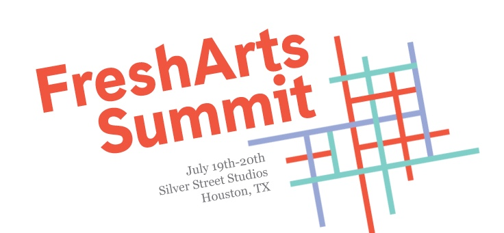 Fresh Arts Summit