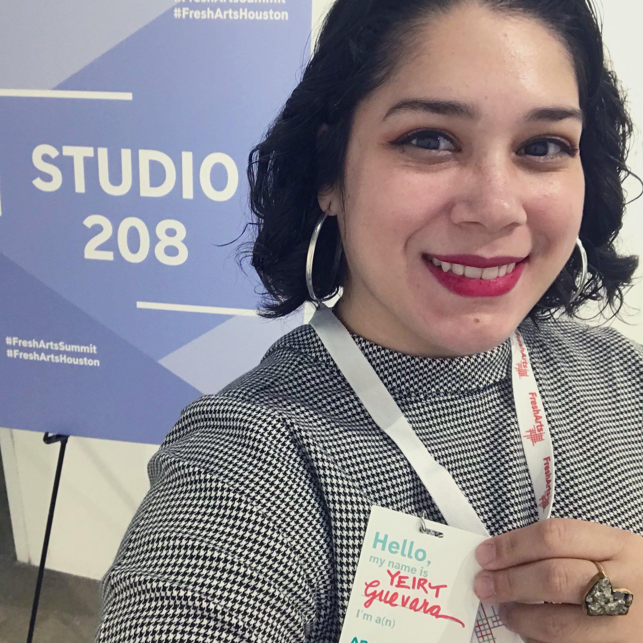 Workshop Presenter for the Fresh Arts Summit