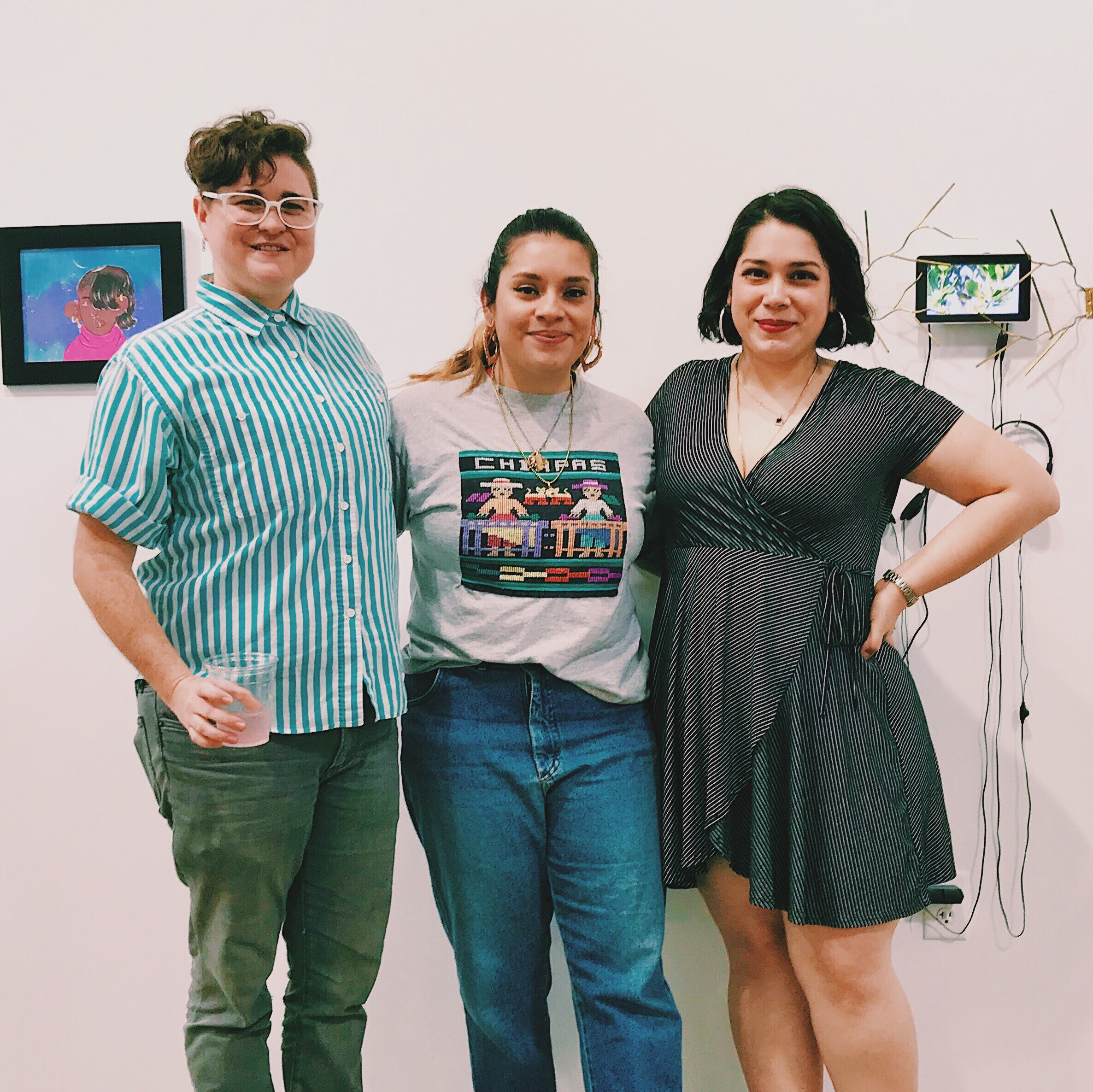 Salvi Dream Team Collaborators: Moe Penders, Johanna Toruño and Yeiry Guevara