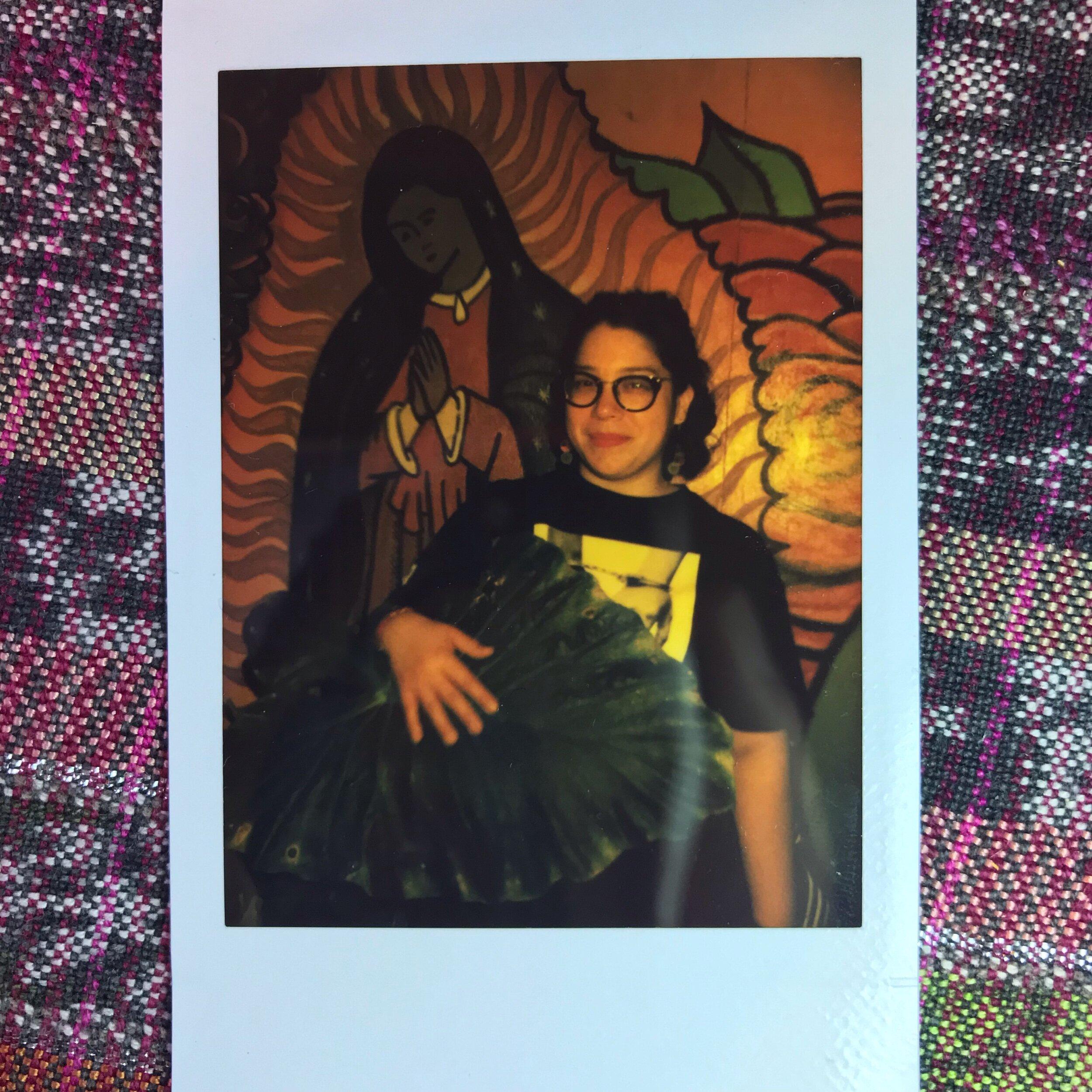 Portrait by Pat of De Colores Collective