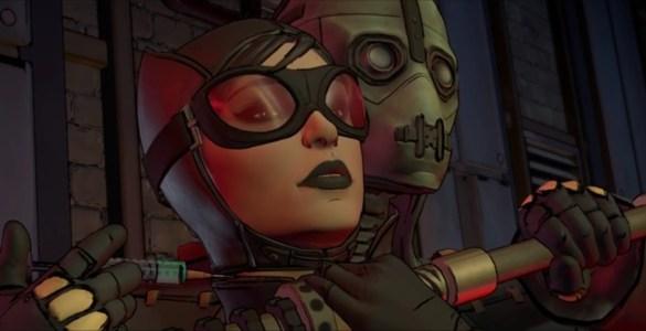 Children of Arkham leader threatens to kill Catwoman