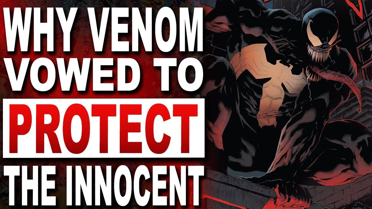 Venom #9-11 _ Venom Is Keeping Secrets From Eddie & Why Venom Protects The Innocents_Thumbnail_1.png