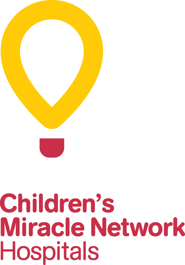 Children's Miracle Network Hospitals is a North American non-profit organization that raises funds for children's hospitals, medical research, and community awareness of children's health issues. Follow them  @CMNHospitals  on Twitter.