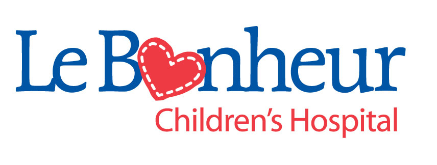 Le Bonheur Children's Hospital is part of the Children's Miracle Network Hospitals, and they have helped the children of Memphis and the surrounding area for many years. Follow their great work  @LeBonheurChild  on Twitter