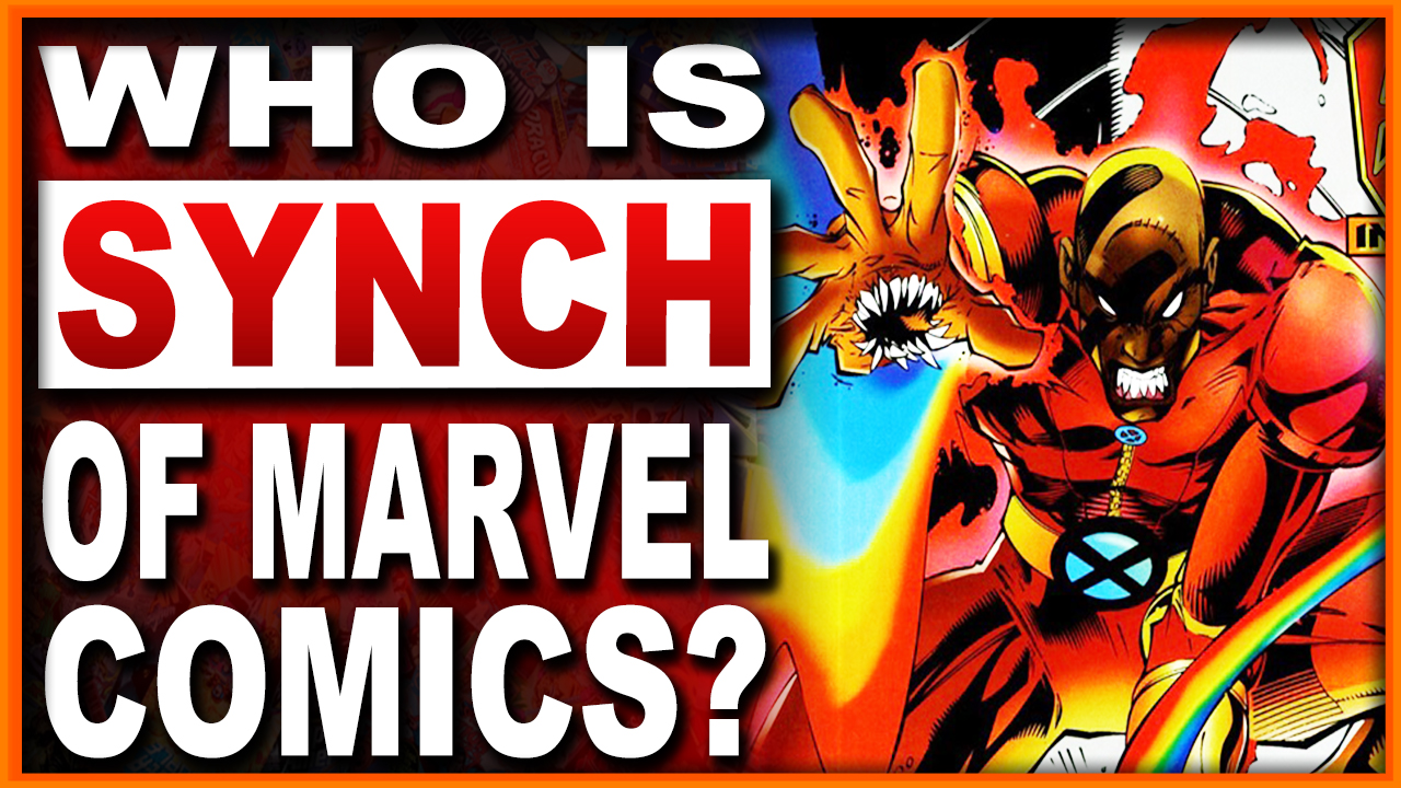 Who Is Marvel's Synch? The Most Powerful Mutant You Never