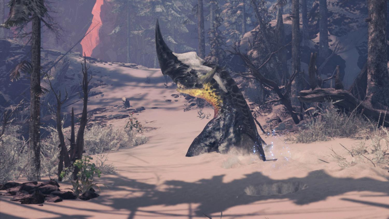 Beotodus Monster