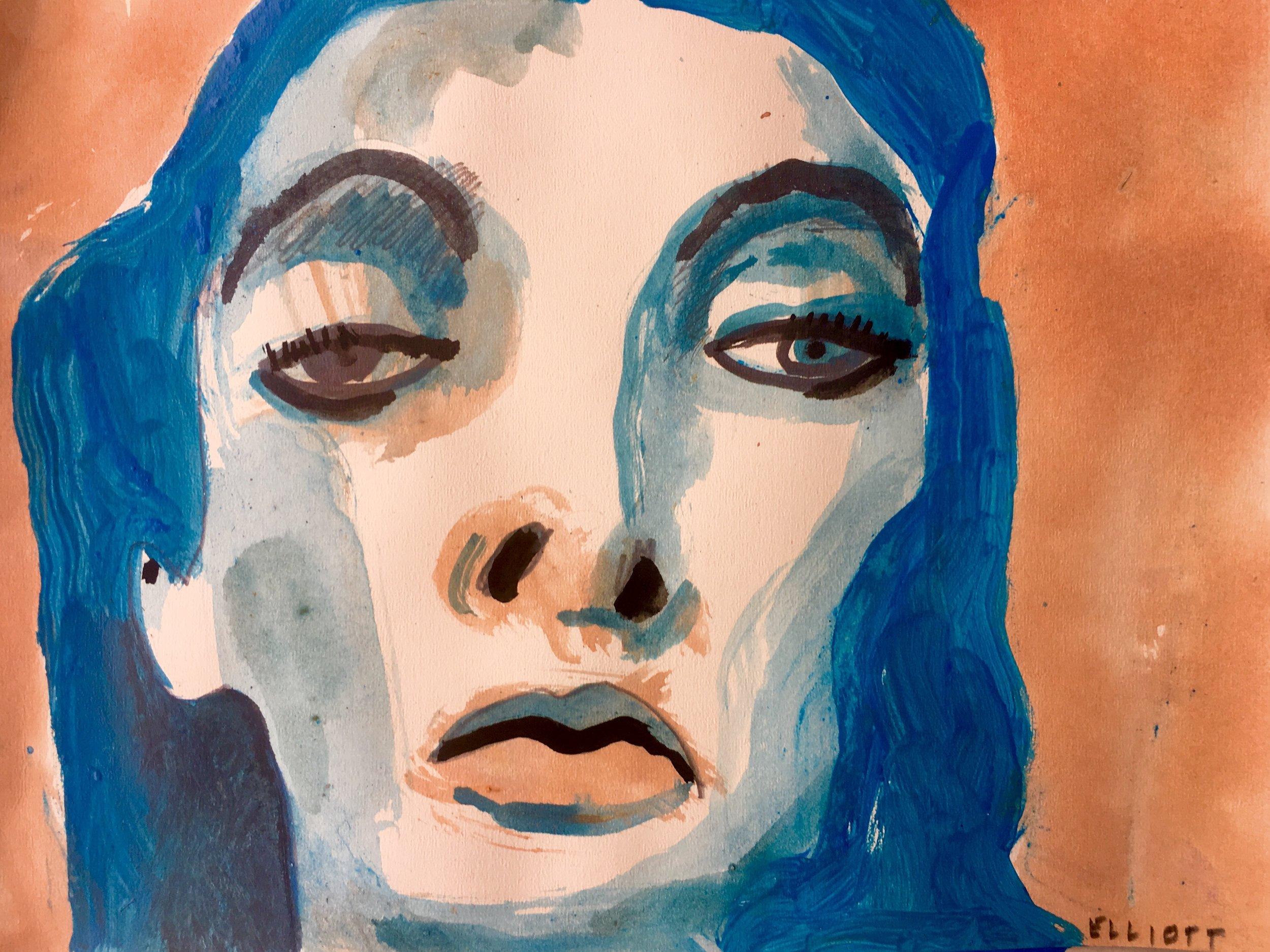 Katharine Cornell by TimoNanda ELLIOTT 2018