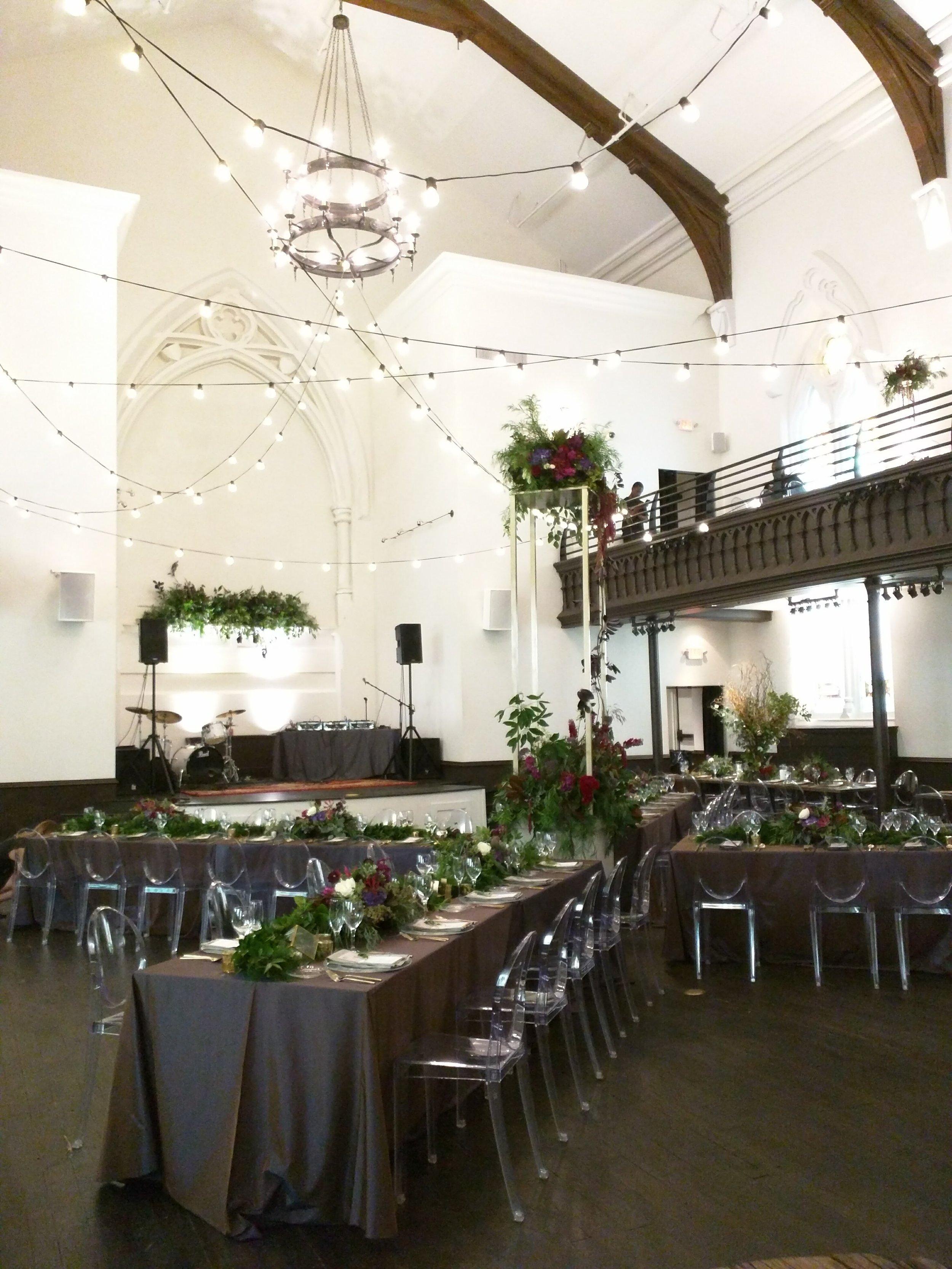 Wedding music at the Transept Cincinnati