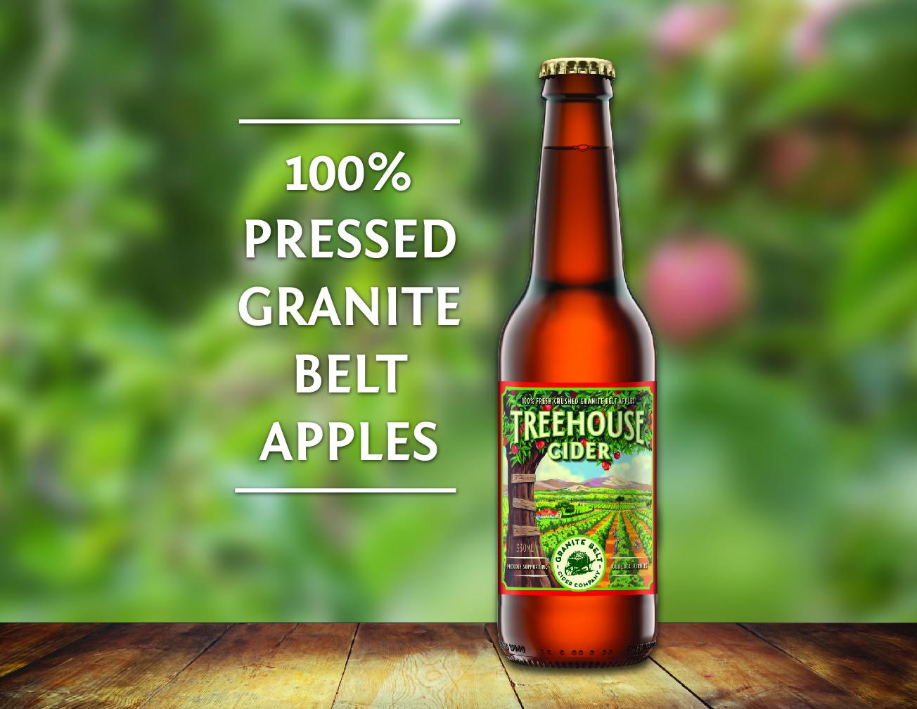 Treehouse Apple Cider