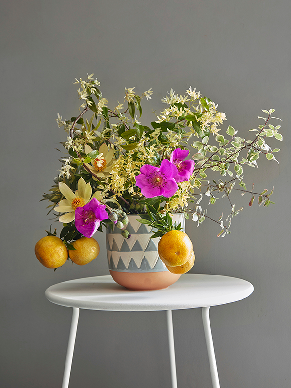 Flora Grubb Gardens Jasmine and Citrus Flower Arrangement.png