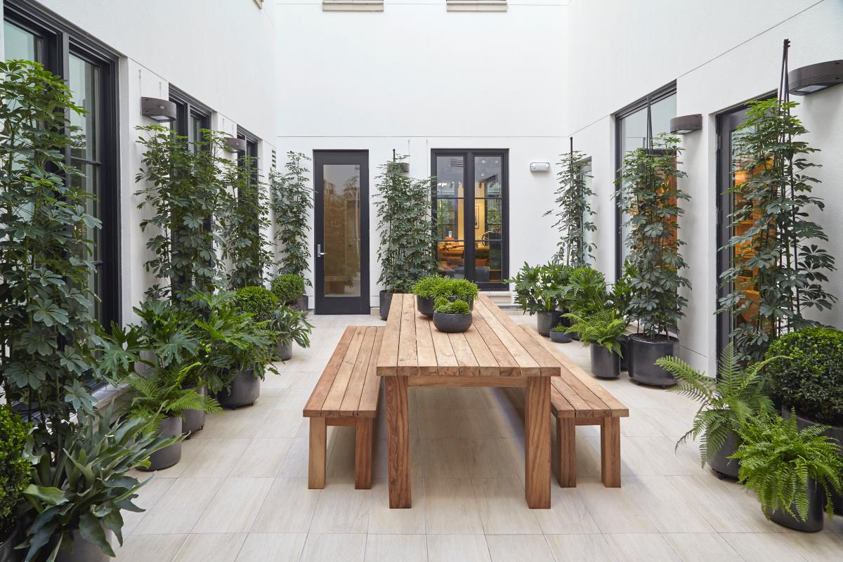 Small Garden Inspiration: Designing With Pots — FLORA GRUBB GARDENS