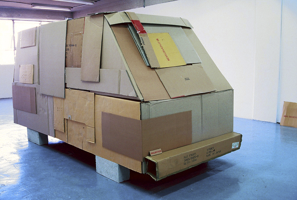 Sarah Goffman, Blueprint, 1998, South, Sydney