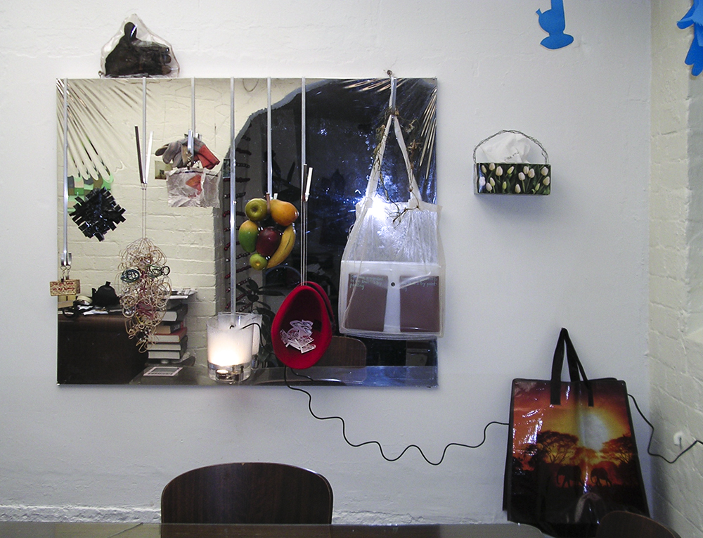 Sarah Goffman, After You, 2003, Front Room Kitchen Space, Sydney