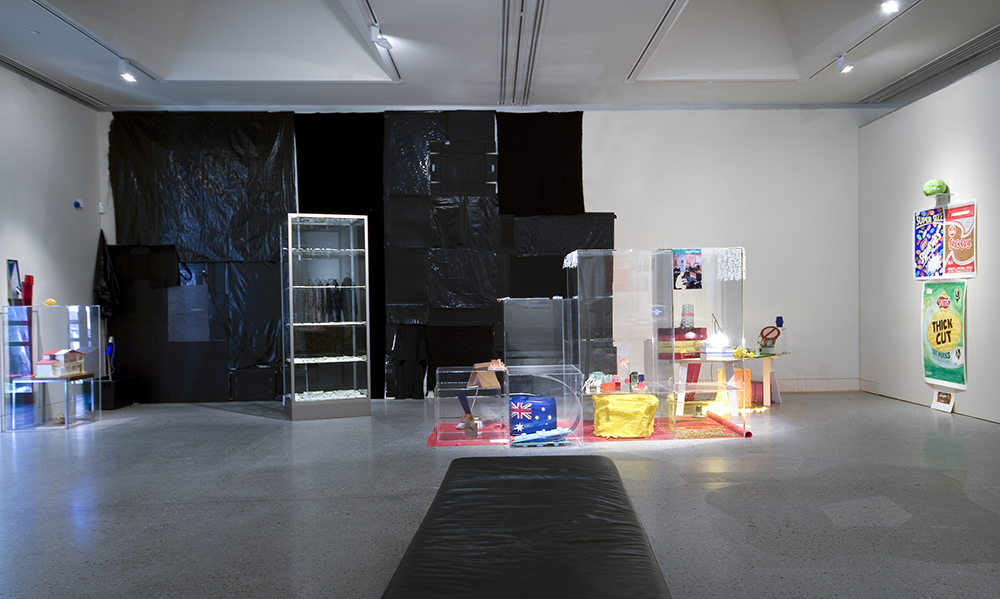 Sarah Goffman, Small Mall, 2007, Hazelhurst Regional Art Gallery, Sydney