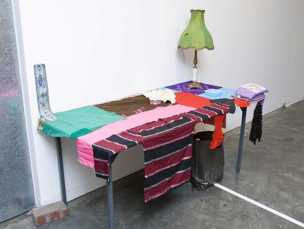Sarah Goffman, Paradise Found, 2008, Tin Sheds Gallery, The University of Sydney, Sydney