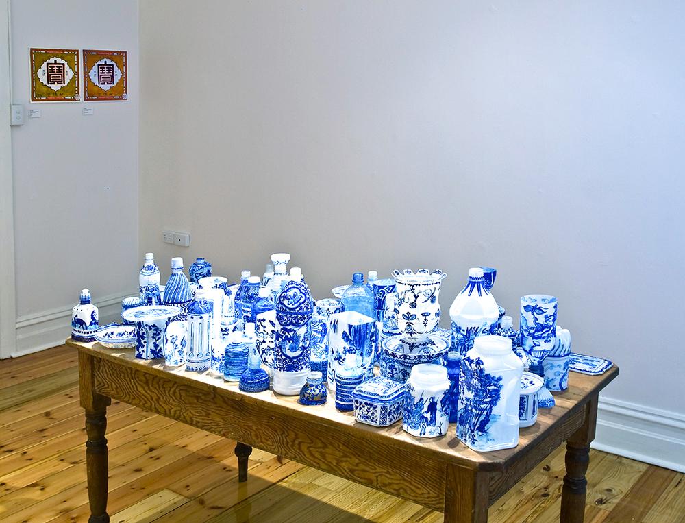 Sarah Goffman, Plastic Arts, 2010, Artroom5, Adelaide