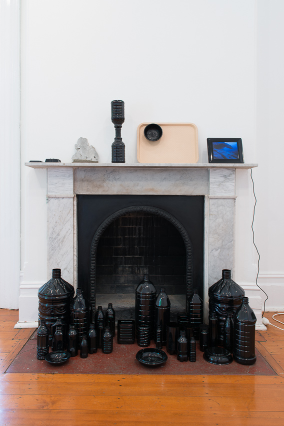 Sarah Goffman, Found, 2012, Lewers House, Penrith Regional Gallery, Sydney