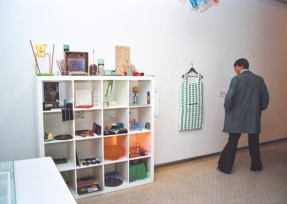 Sarah Goffman in Situation, 2005, curator Russell Storer, Museum of Contemporary Art, Sydney