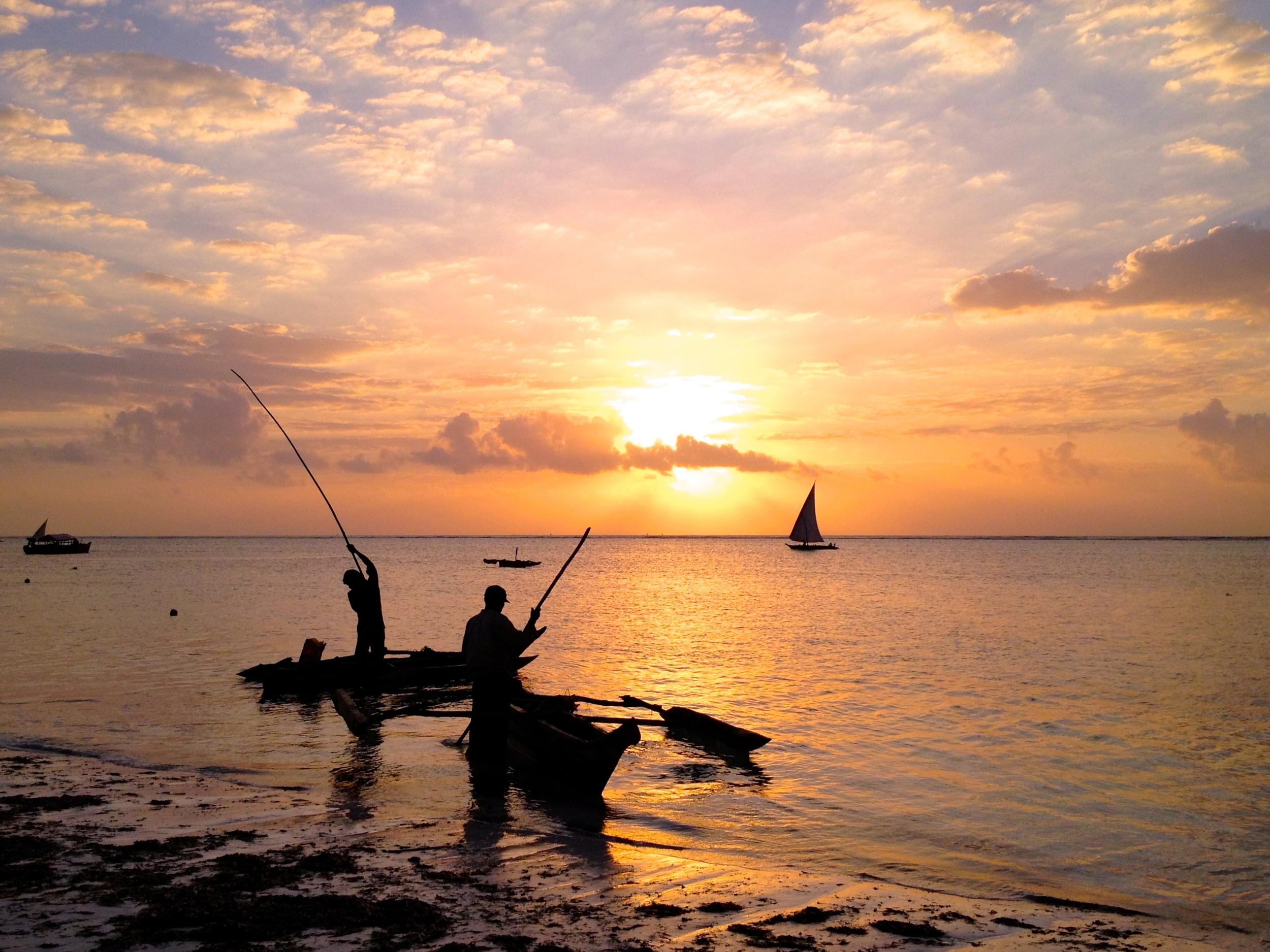 Our final destination: Zanzibar, TZ.