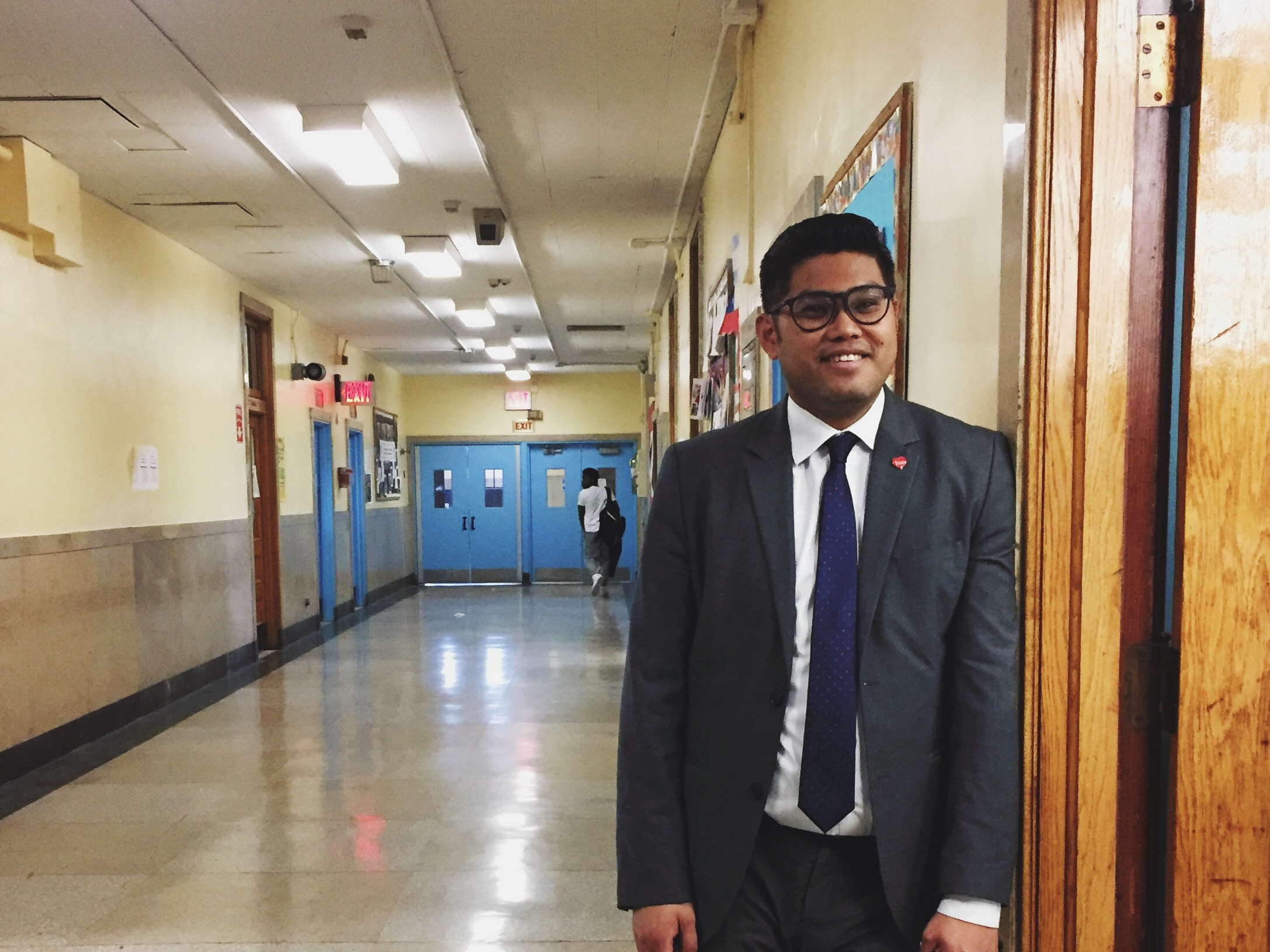 How a principal who 'never wanted to be a leader' is transforming a Queens high school - Chalkbeat.com, April 2017