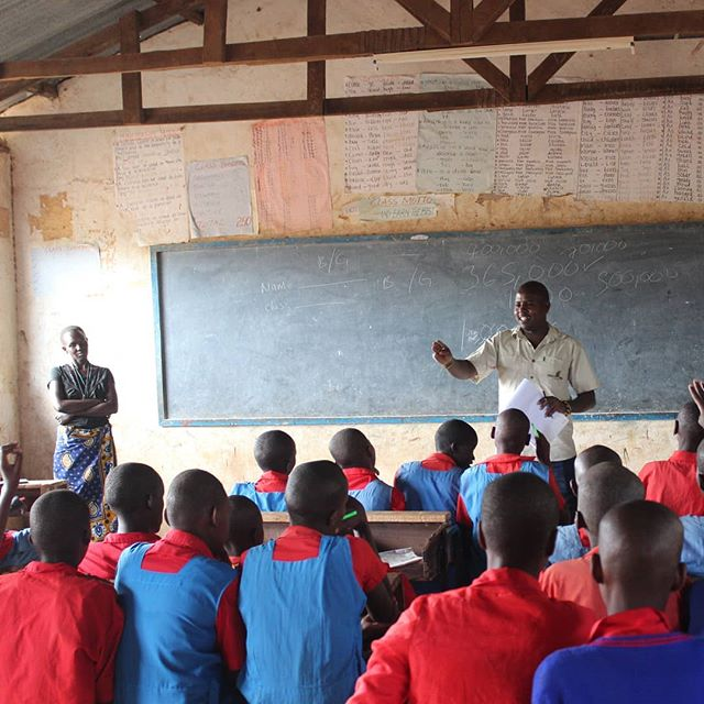 Making tomorrow's hope part of the conservation equation today. Pupils from Ngaremara Primary School participating in an interactive session on how they can contribute towards the preservation of the Grevy's zebras in their local communities. #schooloutreach #wildlifeconservation #mondaymotivation #grevyszebra #communityfirst