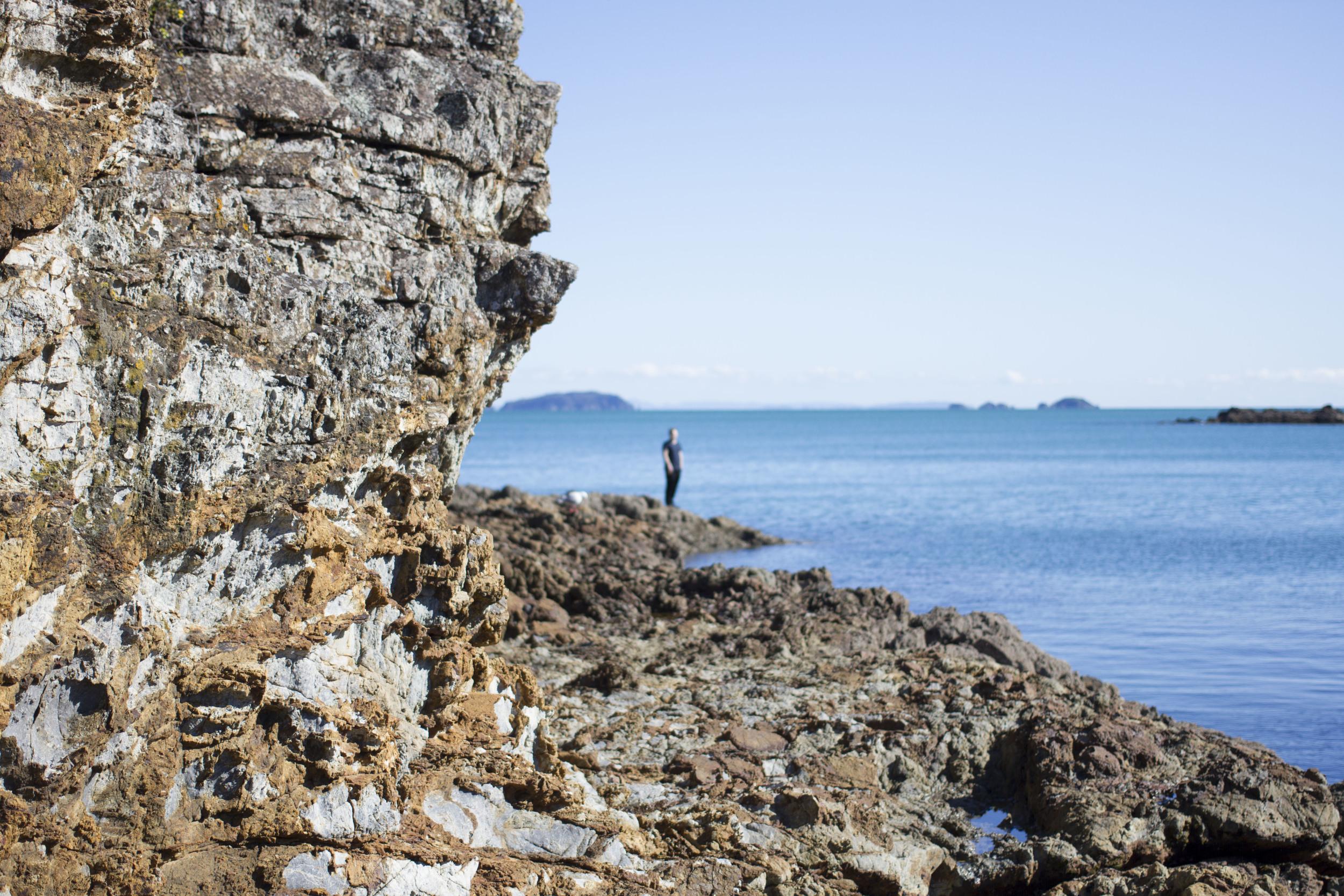 Daniel - Waiheke explore