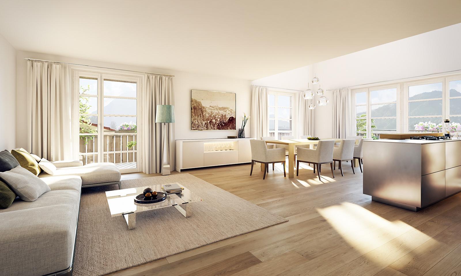 Tegernsee Villen Exklusive Wohnungen Und Appartements Am Tegernsee