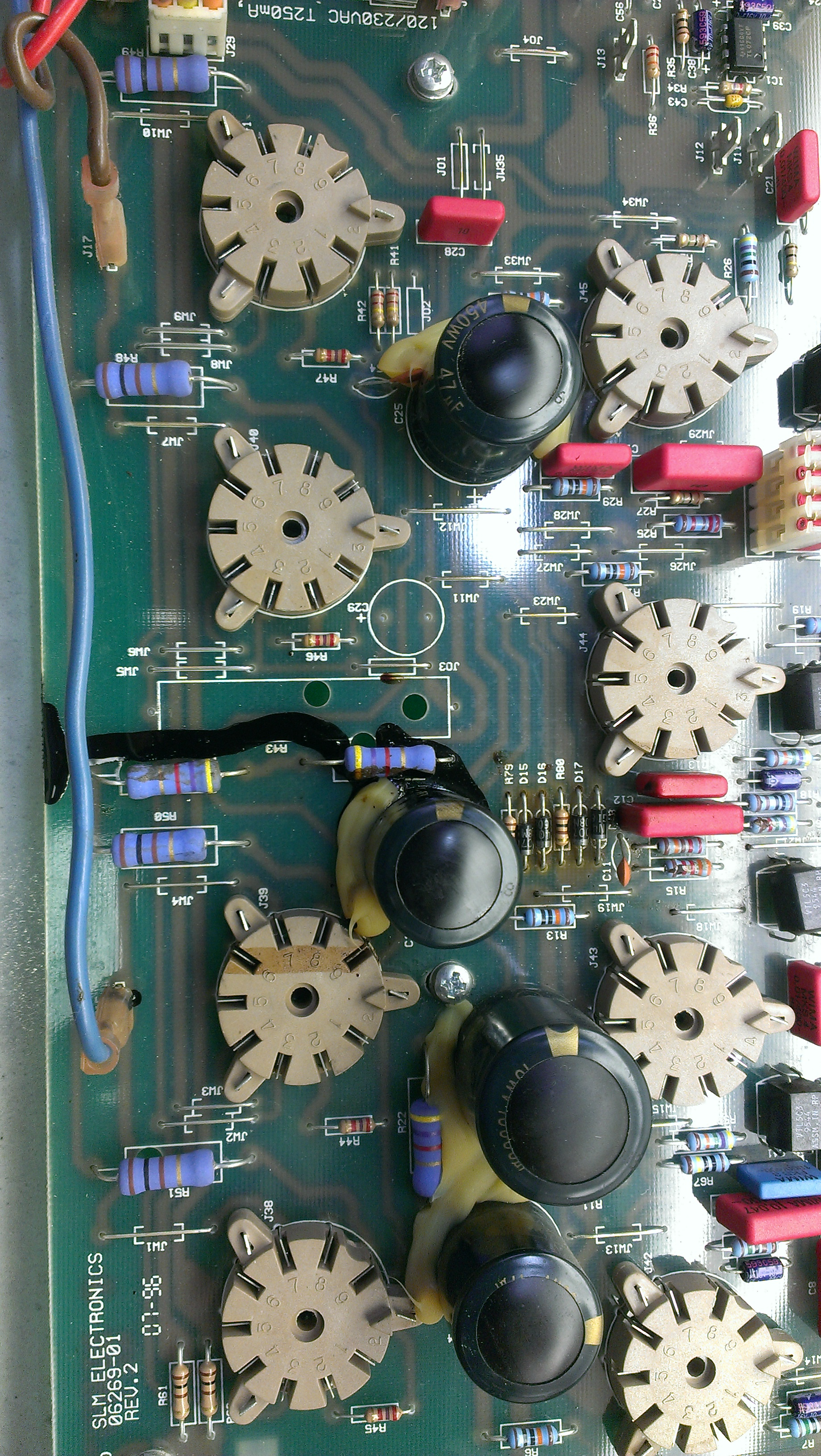 Chinese Guitar Amplifier