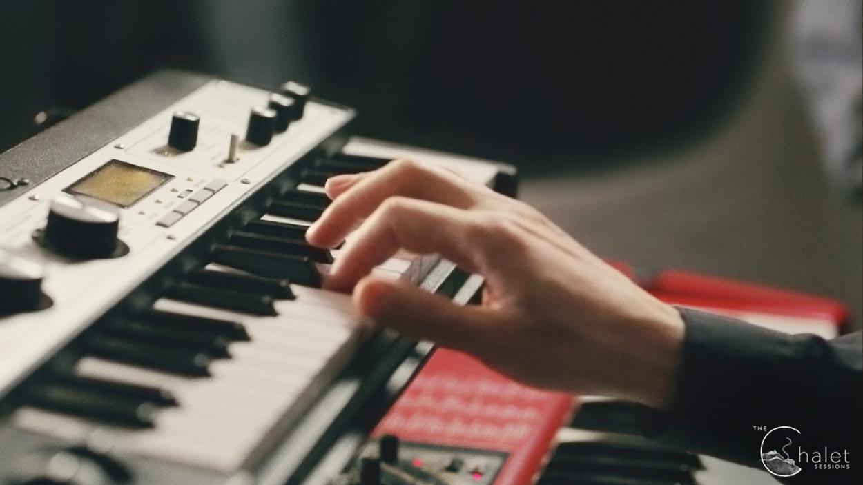 Martinez Session - playing keys