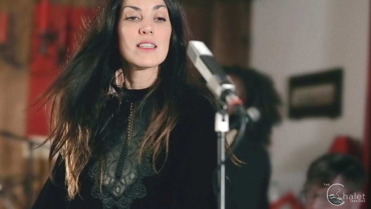 Martinez Session - Valerie