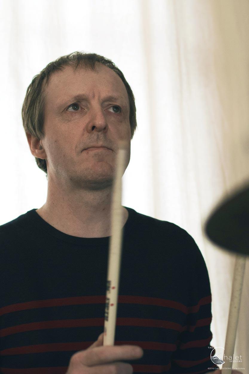 Nadja Zela Session - Martin Fischer playing