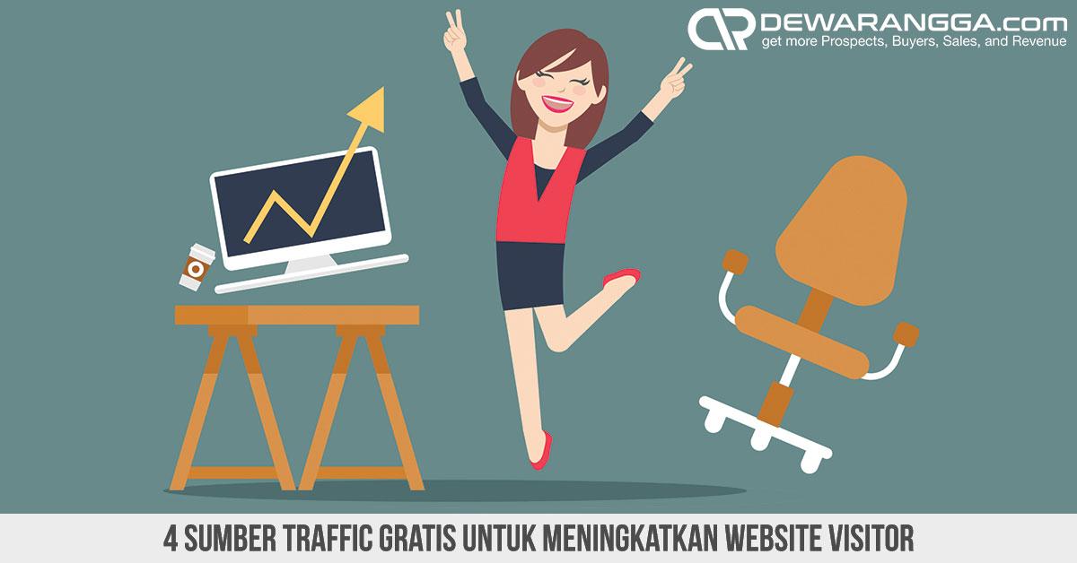 4 Sumber Traffic Gratis Untuk Meningkatkan Website Visitor.jpg