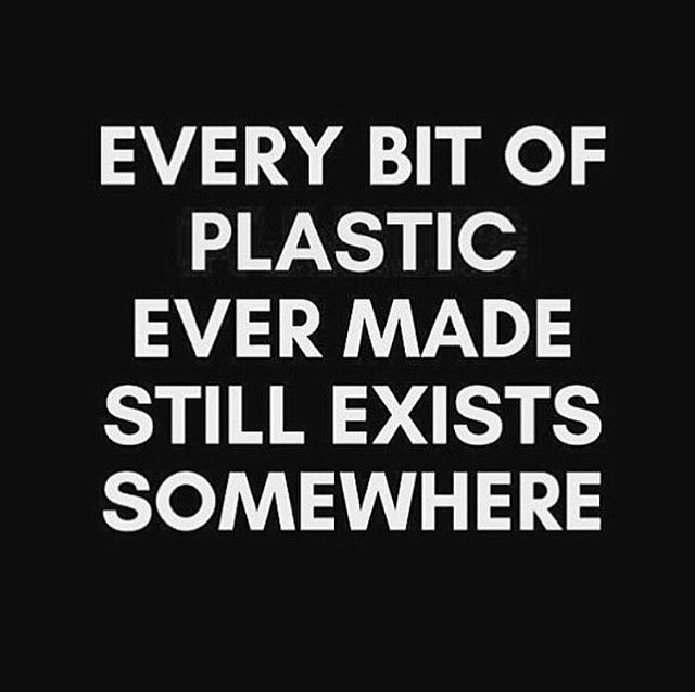 The unfortunate truth 🙁 Think carefully about your use of plastics, the consequences are likely to persist long after the conveniences! ♻️♻️🌍🌍🐬🐬