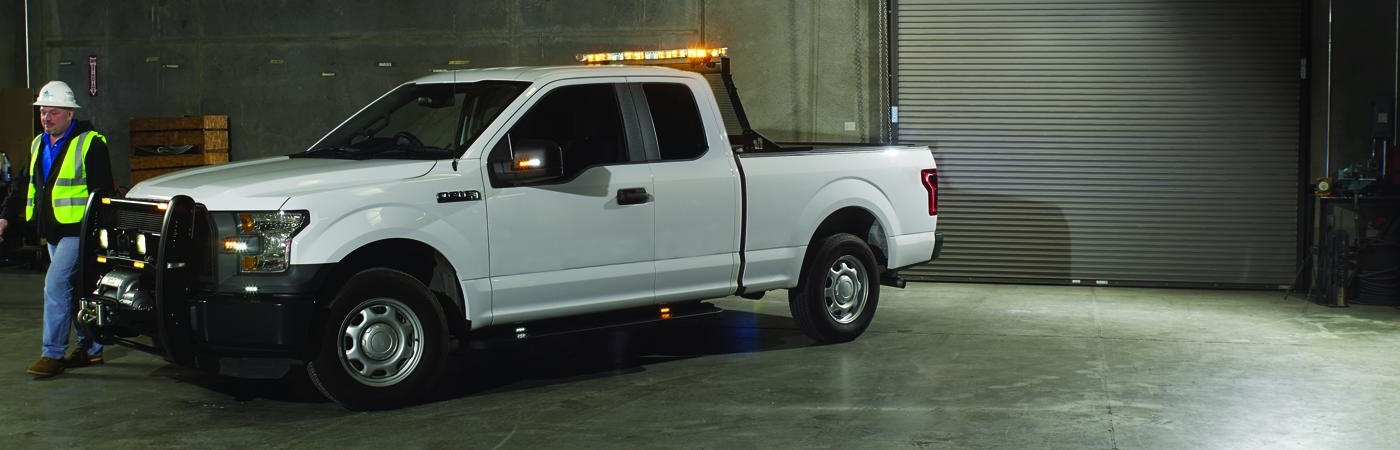 LIGHTING THE WAY - OUTFIT YOUR TRUCK WITH WARNING LIGHTS ANDSIGNALING DEVICES THAT WORK AS HARD AS YOUR CREWS