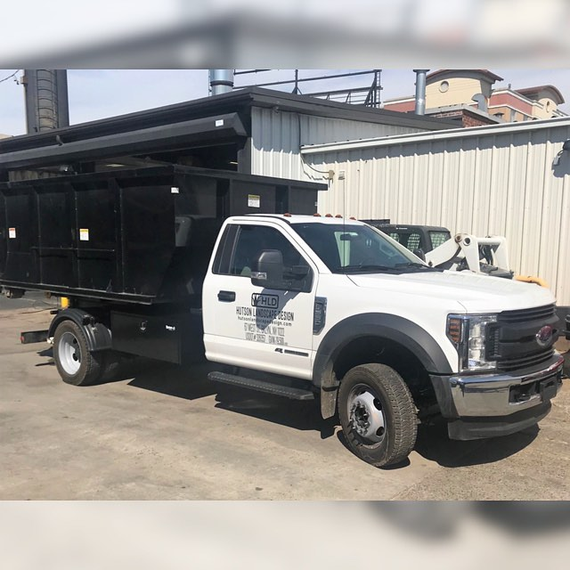 Another satisfied customer! Thanks to Hutson Landscape Design for trusting us with your truck outfitting needs! ✔️We installed 2 brand new Buyers Products Company Toolboxes ✔️Rust Prevention Treatment with Fluid Film — Give us a call today for your free quote!