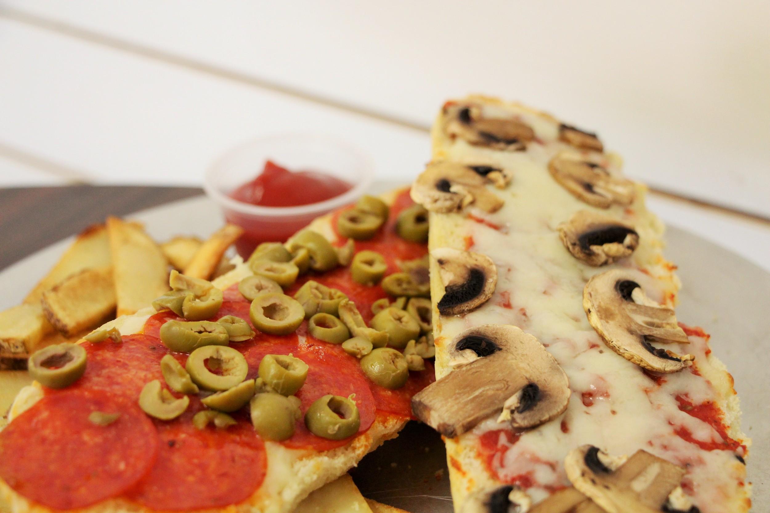 Pizza Grinder