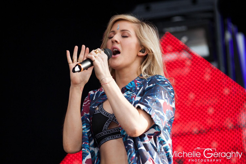 Ellie Goulding at Marlay Park, Dublin