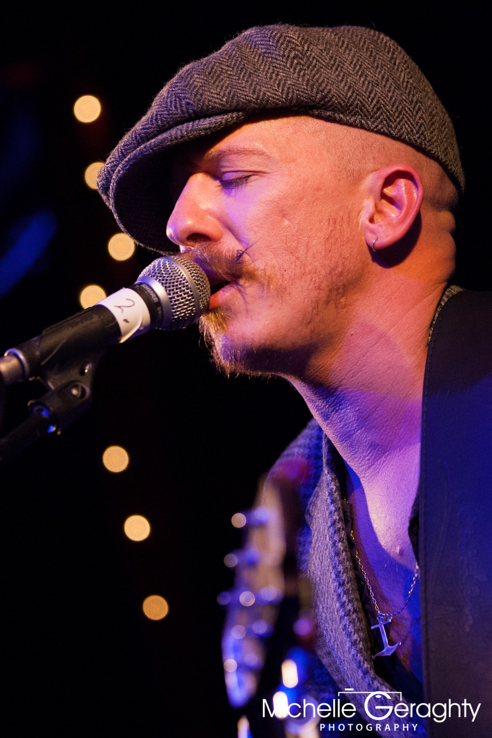 Foy Vance at the Sugar Club, Dublin